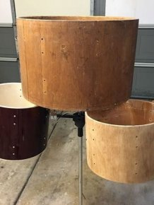 He Took Apart A Drum Set And Turned It Into Something Awesome
