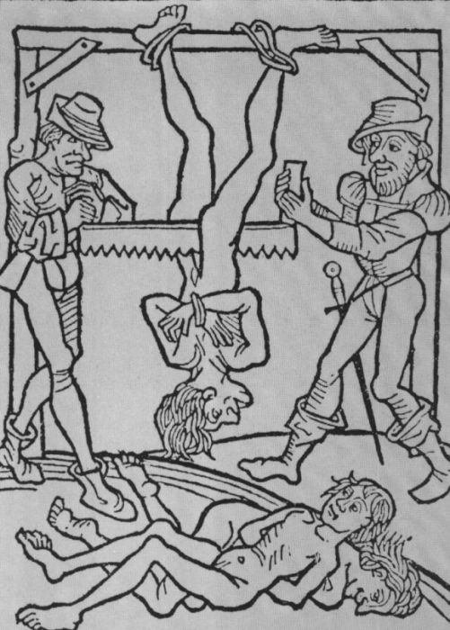 13 Of The Most Horrible Ways To Die In The Middle Ages