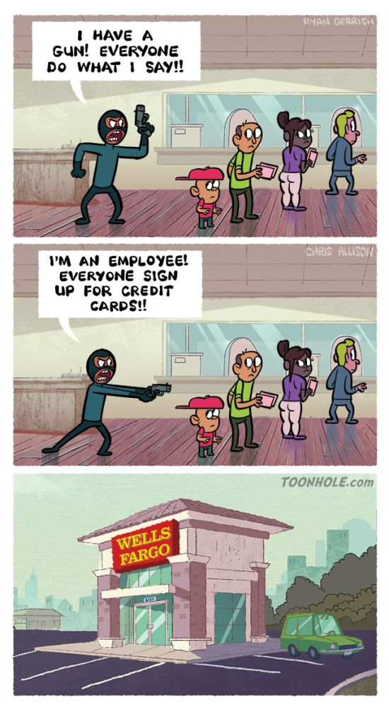 Hilarious Cartoons With Unpredictable Twist Endings