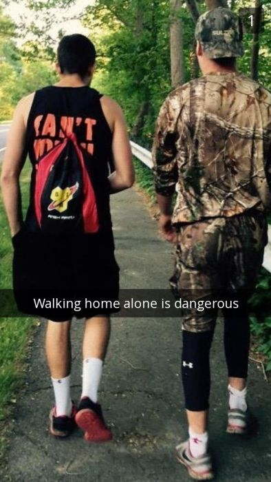 These Are The Saddest Snapchats You're Going To See Today