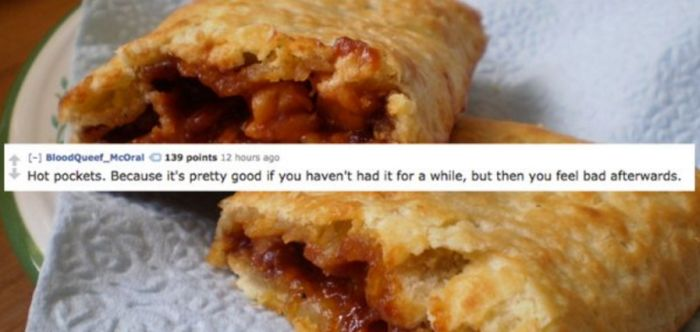 People Hilariously Describe Their Sex Lives Using Food