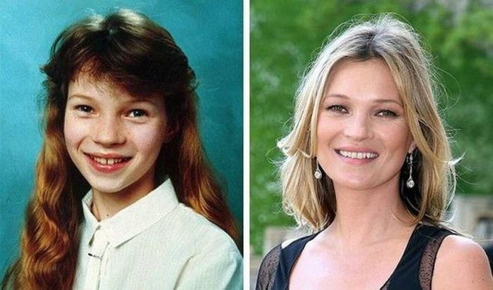 See What 12 Of The World's Top Models Looked Like When They Were Kids
