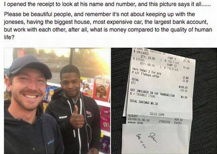 This Small Act Of Kindness Made A Very Big Difference