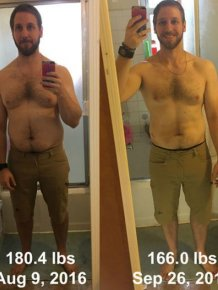 Gamer Goes Through 50 Day Transformation With VR Fitness