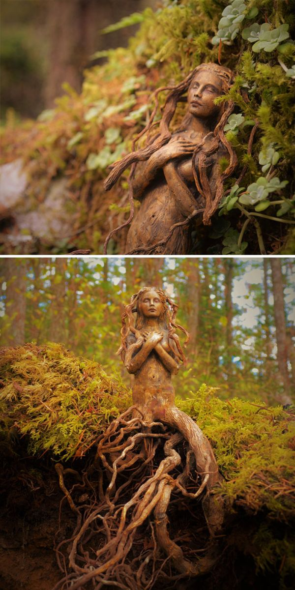 Driftwood Sculptures By Debra Bernier That Will Take Your Breath Away