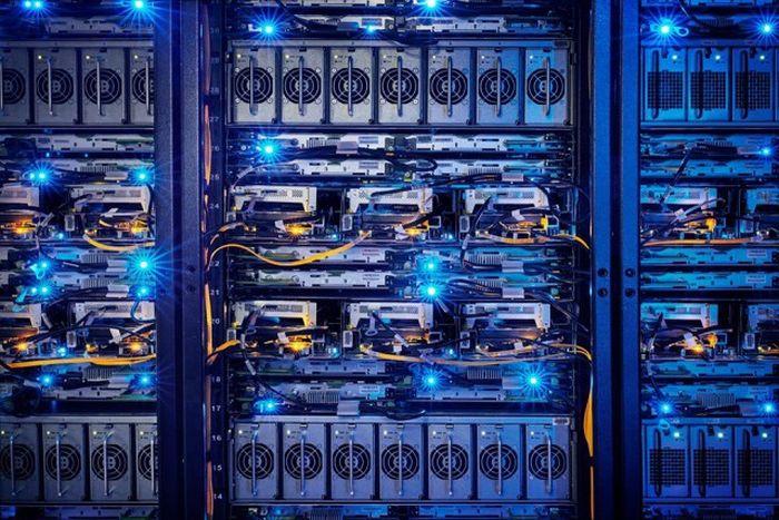 A Look Inside Facebook's Massive Data Center In Sweden