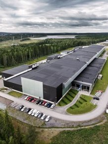 A Look Inside Facebook's Massive Data Center In Sweden