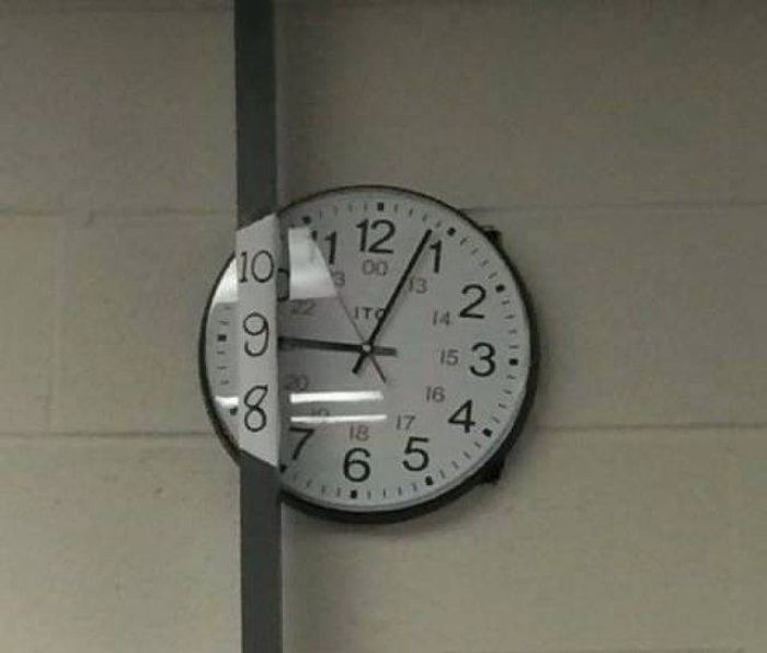 Amusing Examples Of Total Laziness And Stupidity