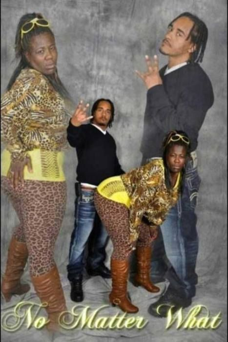 Ghetto Glamour Shots That Are Completely Cringeworthy