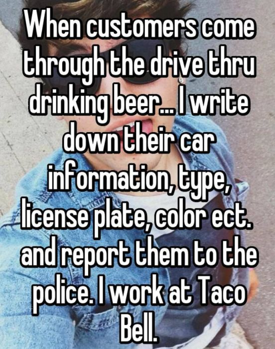 Employee Confessions That Will Ruin Taco Bell For Everyone