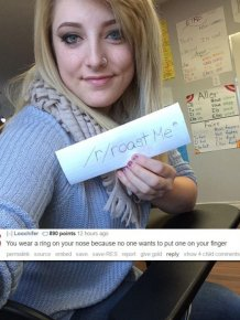 Roasts So Brutal You Won't Know Whether To Laugh Or Cry