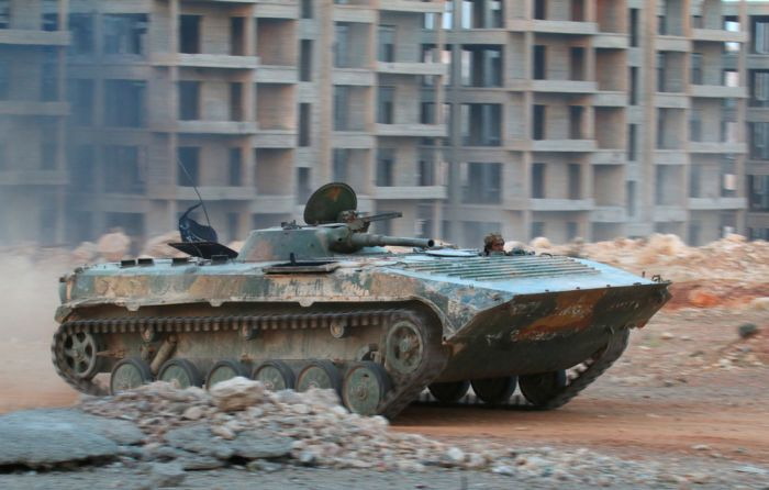 Syria Continues To Be Torn Apart
