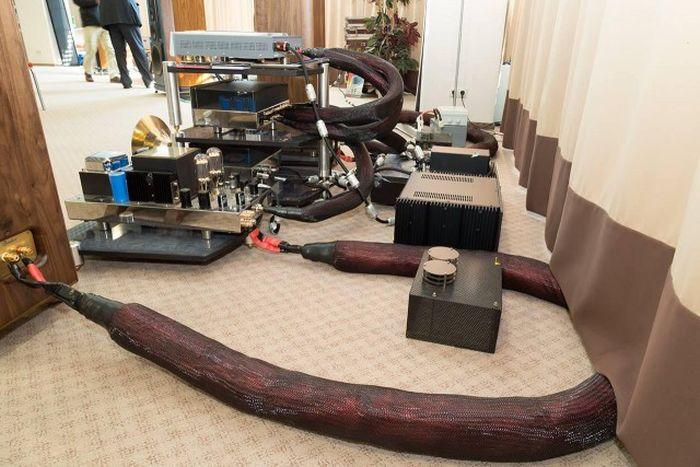 Audiophiles And Their Crazy Collections
