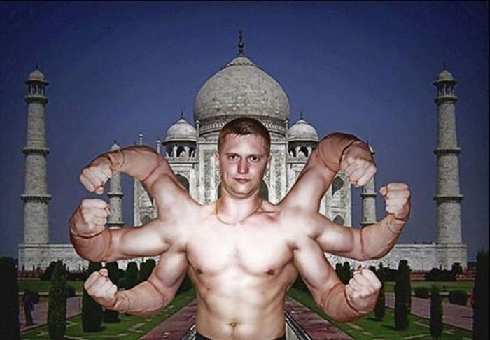 Russian Photoshop Attempts That Are Both Amusing And Awkward