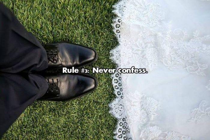 The Basic Rules Of Wedding Crashing