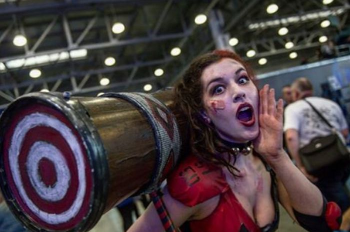Amazing Cosplay Photos From Comic Con Russia