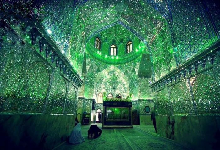 The Inside Of This Mosque Will Blow You Away And Make Your Jaw Drop
