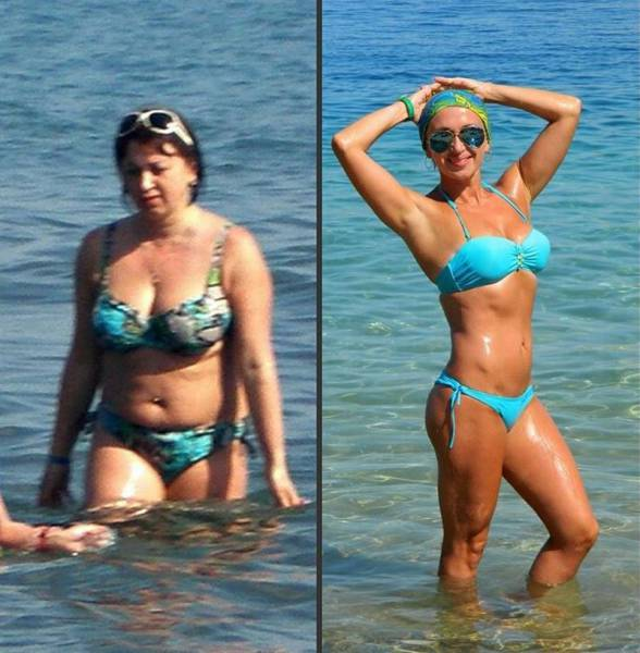 Woman Gets Into The Best Shape Of Her Life At 38 Years Old