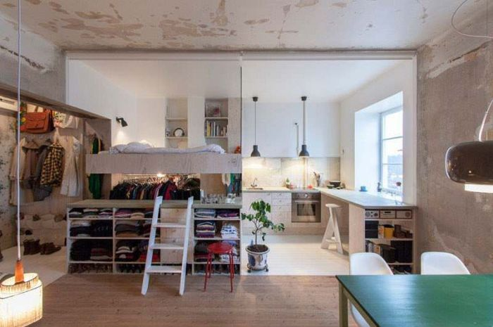 Rented Room In Sweden Has Everything You Need In One Compact Unit