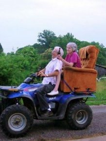 Elderly Couples That Prove There's No Age Limit For True Love