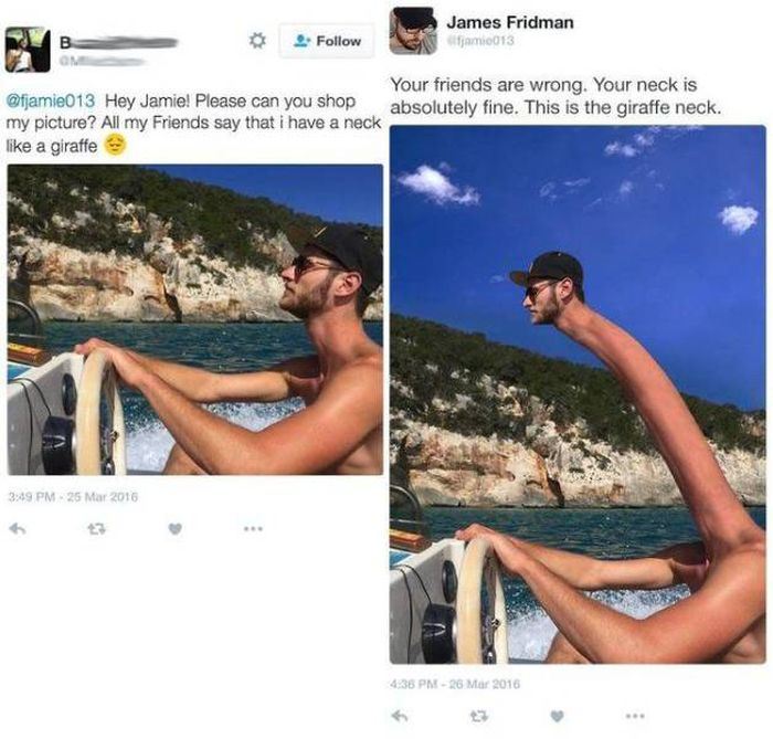 What Happens When You Ask A Funny Photoshop Guru For Help