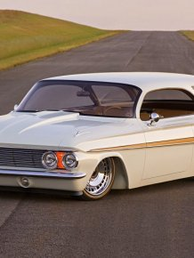 1961 Impala BubbleTop Wagon