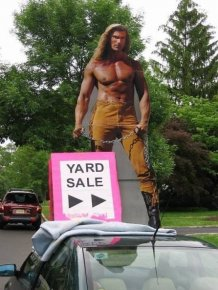 Judging By These Funny Yard Signs These People Have An Awesome Sense Of Humor
