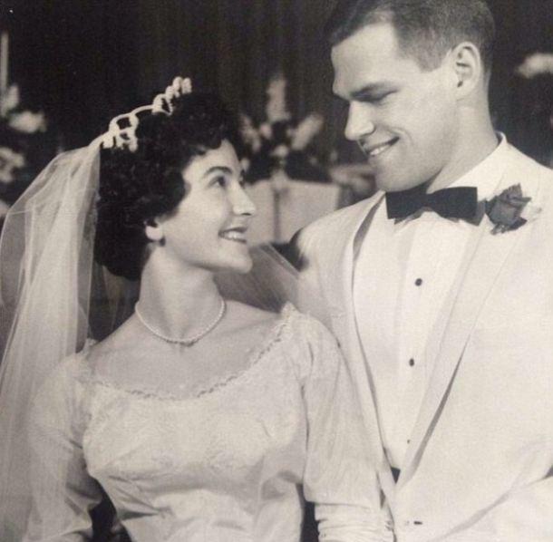 Photo Of A Man From 1961 Eerily Looks Like Matt Damon
