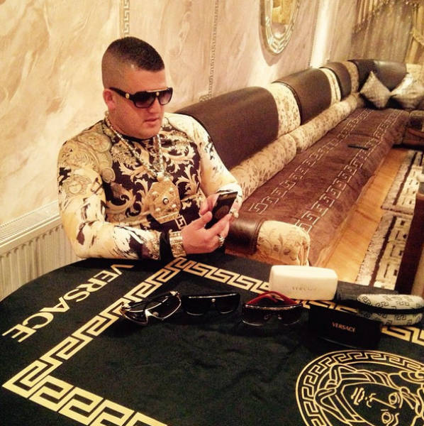 These Macedonian Guys Have An Out Of Control Love For Versace