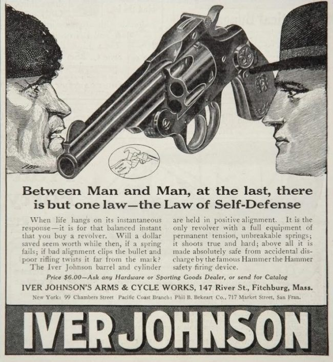 Vintage Gun Ads That Were Definitely Bad Ideas