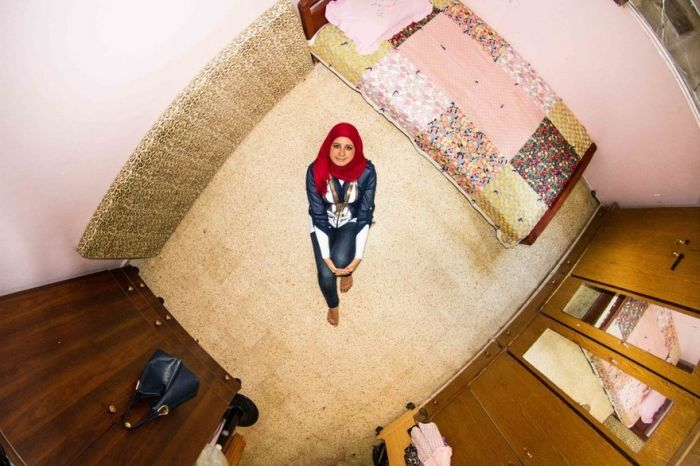 The Bedrooms Of Millennials From Around The World