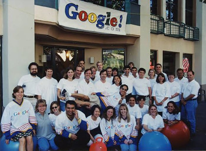 Google's Evolution In Photos