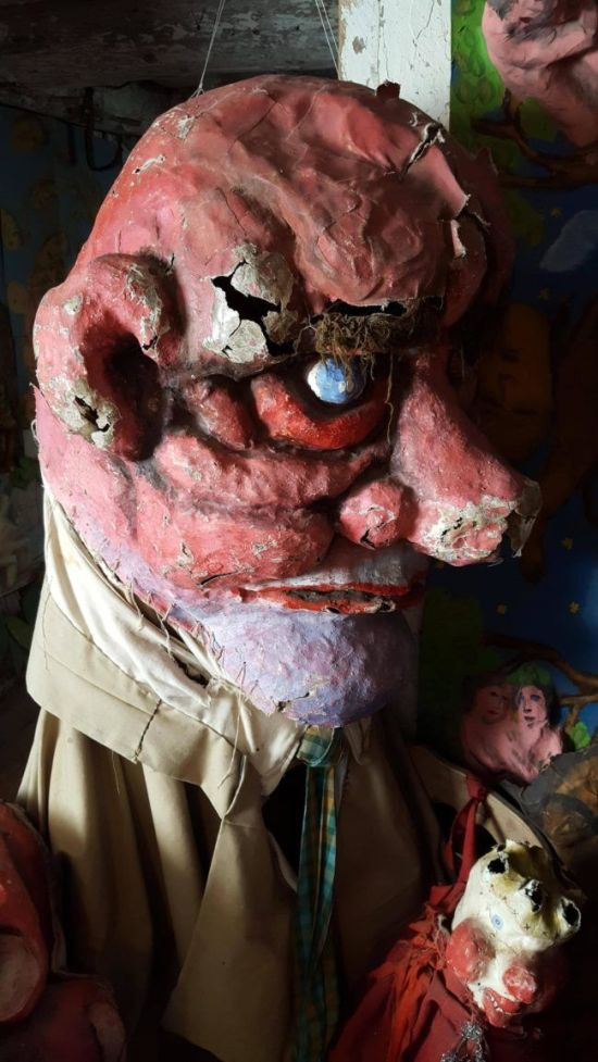 Creepy Looking Puppets That Will Definitely Give You The Chills