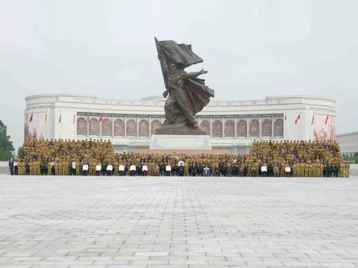 Weird And Unusual Architecture From North Korea