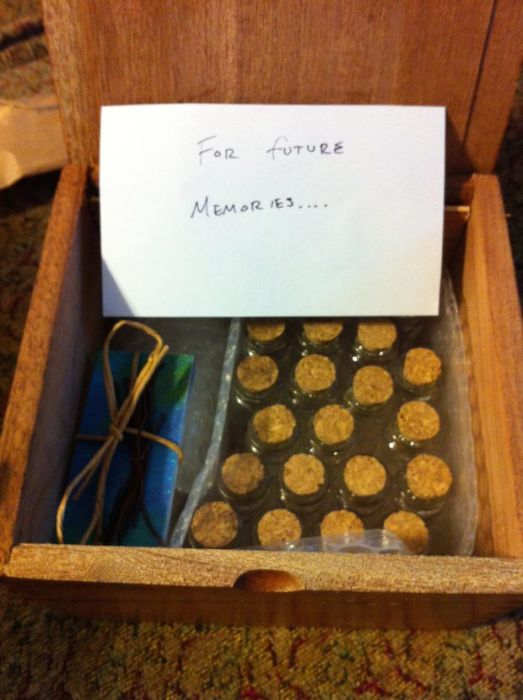 Man Surprises His Wife With Real Life Harry Potter Pensieve