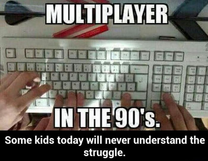 Real Life Struggles That Only 90s Kids Would Understand