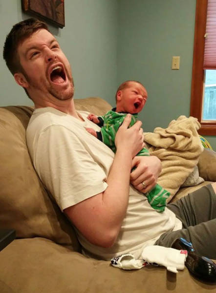 Funny Moments Between Parents And Their Kids Caught On Camera