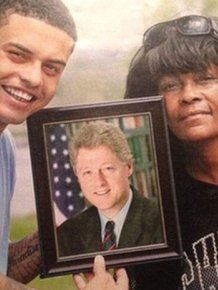 This Man Is Claiming To Be The Son Of Former President Bill Clinton