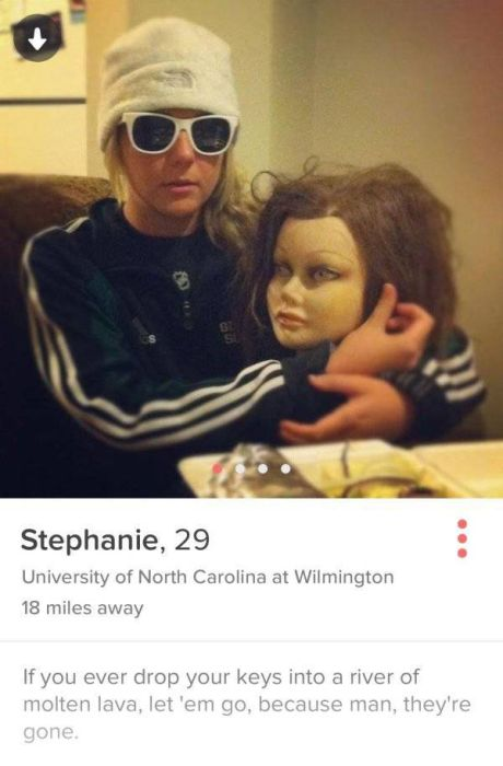 Some Of The Craziest Profiles You Can Find On Tinder