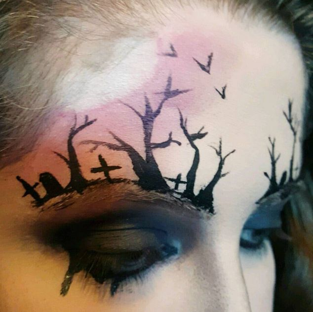 Killer Makeup Looks To Get You Ready For Halloween