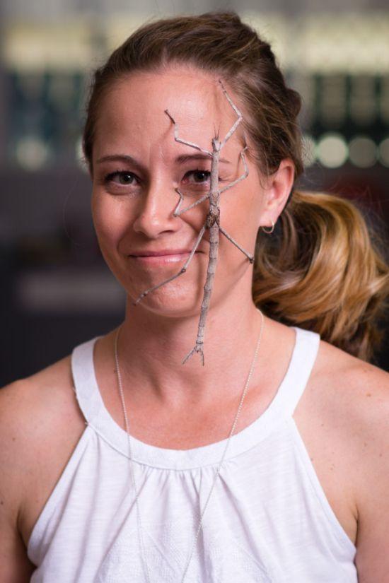Lisa Van Kula Donovan Is The Steve Irwin Of The Spider World