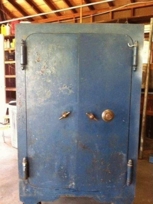 Stash Of Loot Hidden Inside Grandma's Safe