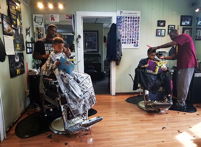 This Barbershop Will Give Kids A Discount If They Read