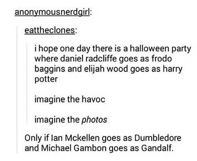 Posts That Prove Tumblr Is In Love With Halloween
