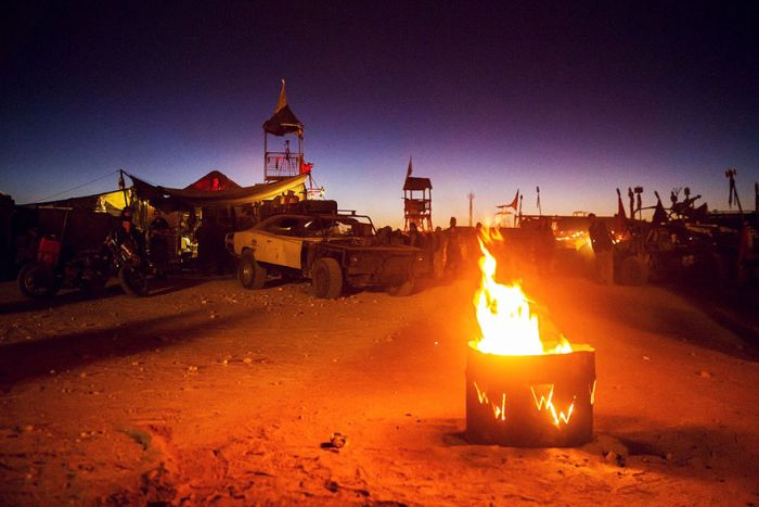 Wasteland Is So Wild That It Makes Burning Man Look Tame