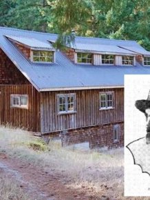 Old Farm With A Haunting History Is Now For Sale
