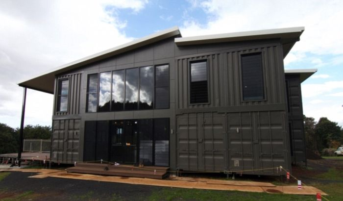 Shipping Container Homes Are A Good Option For Australians