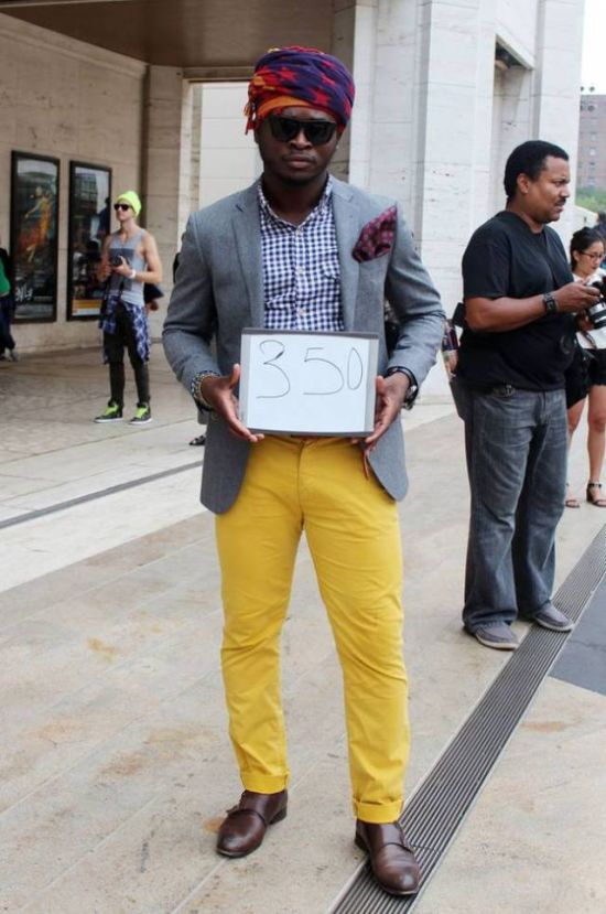 People On The Street Randomly Reveal How Much Their Clothes Cost
