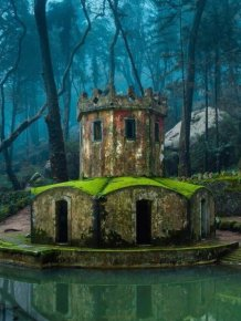 Breathtaking Photos Of Beautiful Abandoned Places