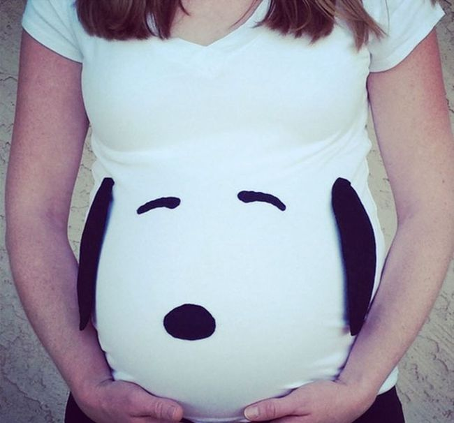 Pregnant Women Who Rocked Awesome Costumes For Halloween